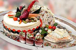 Банкетное блюдо «Феерия вкуса»