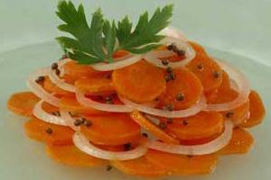 Морковь пряная
