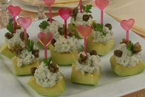 Авокадо с пикантным сыром (2)