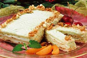 Сырный «Наполеон»